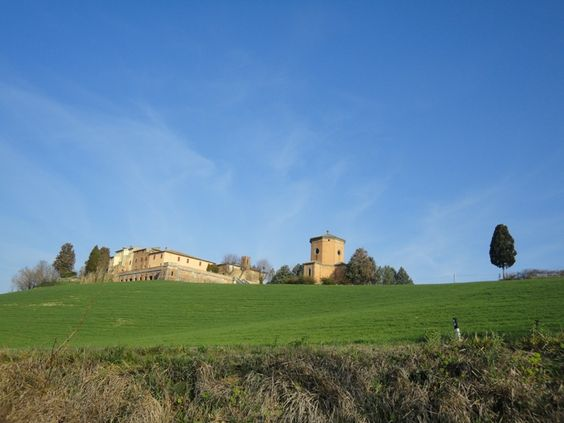 Monteroni d'Arbia Italy  city photos gallery : Monteroni d'Arbia | My way to Rome: Via Francigena | Pinterest