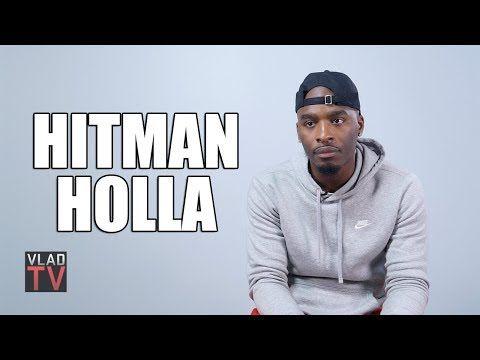 hitman holla wife name