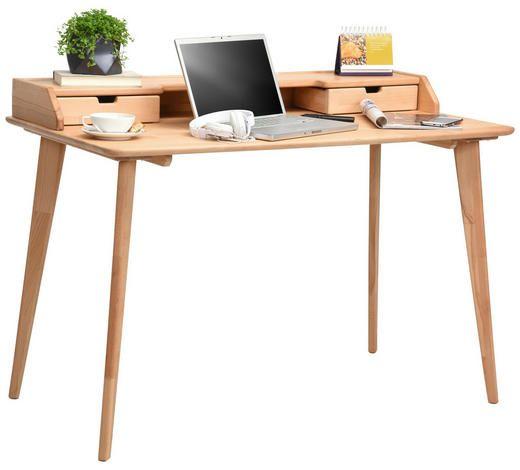 Dieser Schreibtisch Aus Kernbuche Massiv Mit Schubladen Ist Die Ideale Losung Wenn Sie Schreibtisch Holz Schreibtisch Im Schlafzimmer Wohnzimmer Schreibtisch