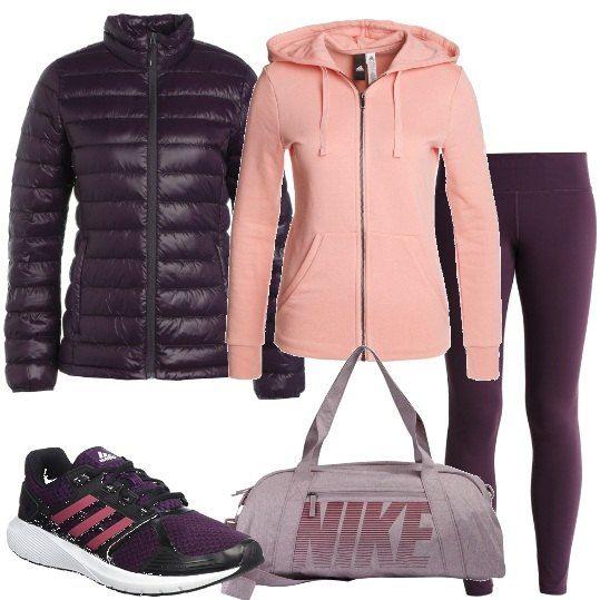 Adidas rose viola