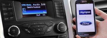 Posting To Facebook Makes You Less Lonely Ford Sync Car Gadgets