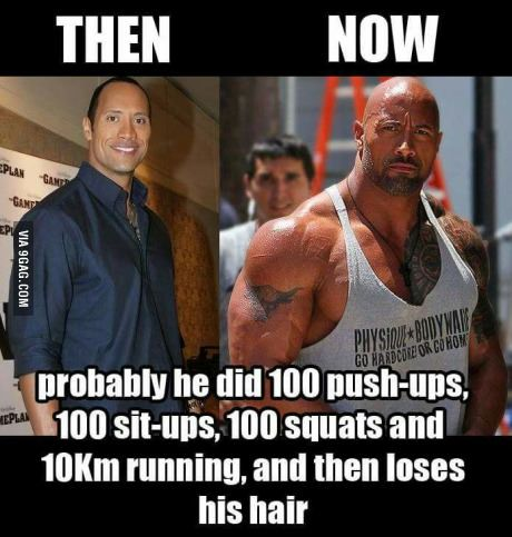 Saitama is not the only one   Man workout, Punch and Saitama