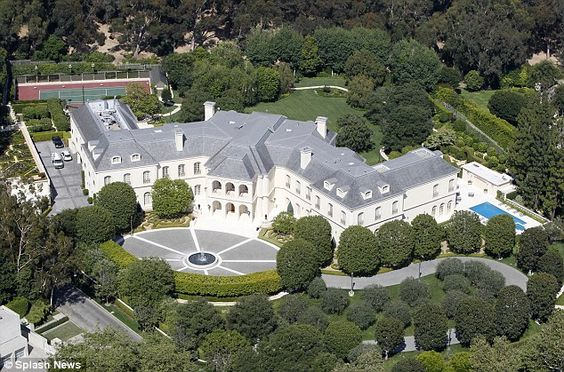 Billionaire heiress Petra Ecclestone has completed the nine week refurbishment of her most recently purchased Los Angeles property, The Manor, that once belonged to Aaron and Candy Spelling.     The sprawling 56,000 square foot mansion was built by the television power couple in 1991 and was bought by the 23-year-old daughter of Formula One mogul, Bernie Ecclestone last summer for a staggering $85,000,000