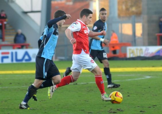 Morecambe will have Jack Redshaw available again for the trip to Plymouth Argyle on Saturday