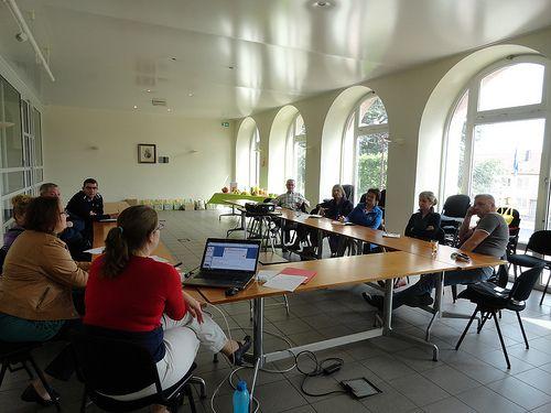 Reunion d'information du 03 juin 2013, échanges entre les participants...
