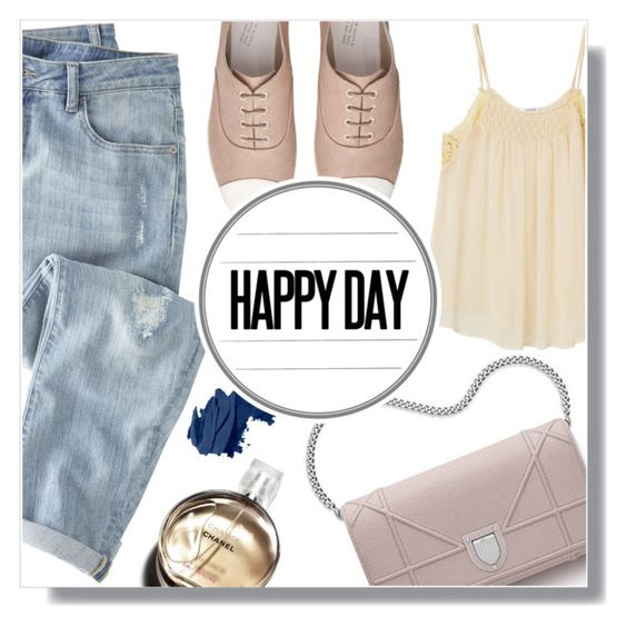 """Happy Day"" by fashion-pol ❤ liked on Polyvore featuring Wrap, Bobbi Brown Cosmetics, FitFlop, MANGO and Chanel"