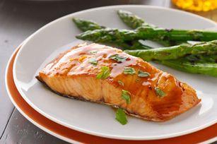 High-Speed Salmon Grill recipe