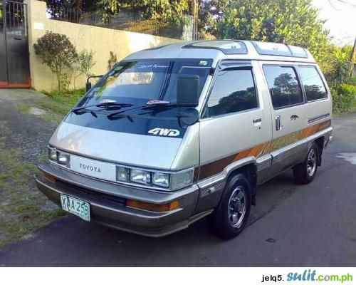 toyota townace 4x4 | 2001 Toyota Townace 4x4 (turbo Diesel)...99t Only!!! - Philippines ...