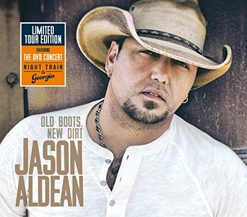 Jason Aldean - Old Boots New Dirt: Deluxe, White