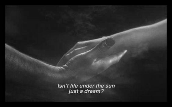 Peter Handke (quoted in Wim Wender's Der Himmel über Berlin aka The Wings of Desire)