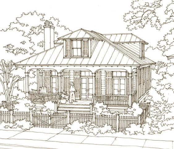 Aiken Street Love This House Plan It Was In The Book