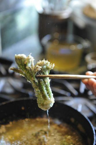 飯テロ・山菜