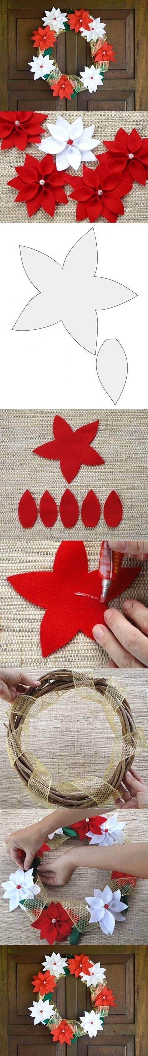 Como fazer artesanato: E o Natal esta chegando!!!! - Passo a Passo Guirla...: