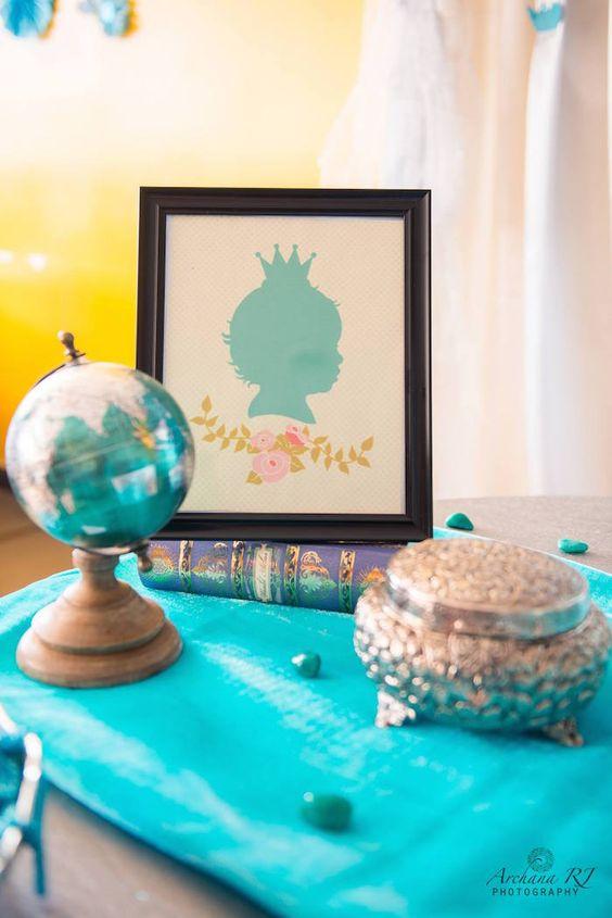 Royal Prince 1st Birthday Party Via Karas Ideas KarasPartyIdeas
