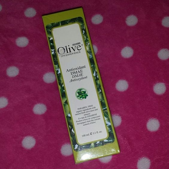 NIB OLIVE ESSENCE CREAM For face and body. Organic. See pics for details. Brand new. Makeup Face Primer