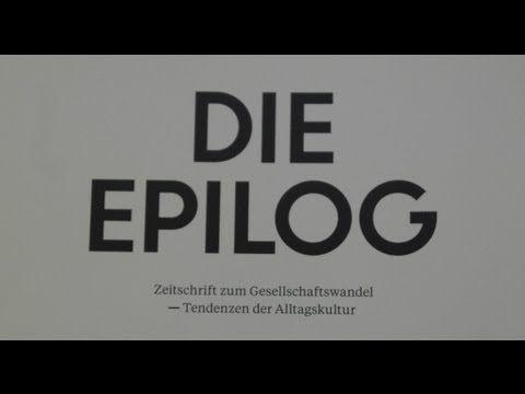 Kurze Kritik an der Erstausgabe von DIE EPILOG auf http://www.literaturasyl.de/