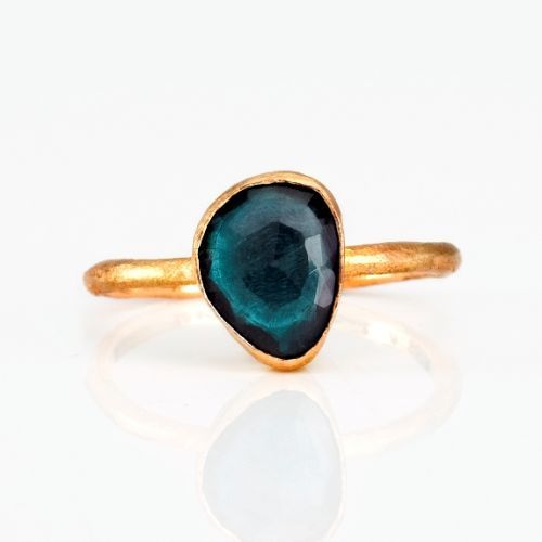 handmade rings.