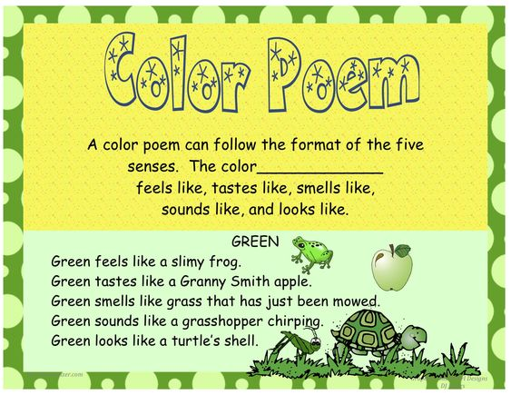 What Are Different Types of Poems?