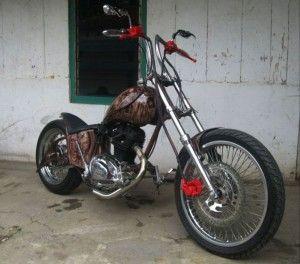kumpulan motor modifikasi cb 100