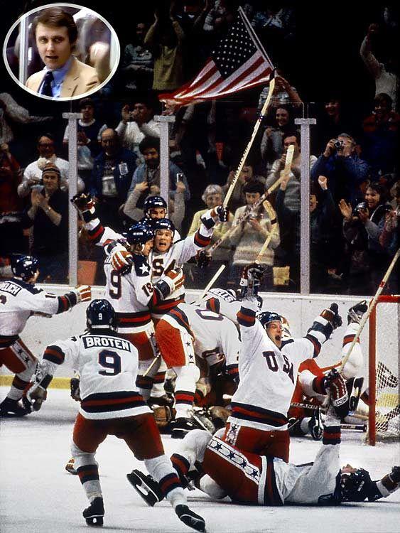 Si Vault Miracle On Ice Olympic Hockey Usa Hockey Ice Hockey
