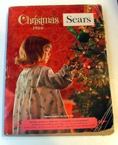 "the ""Wish Book"" the Sears & Roebuck catalog"