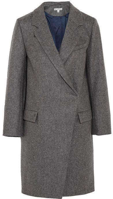 Dagmar Anissa wool-blend coat