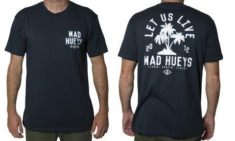 Tropic T-Shirt – The Mad Hueys USA