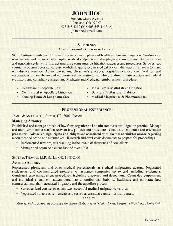 Healthcare Attorney Student Resume Template Administrative Assistant Resume Resume Profile
