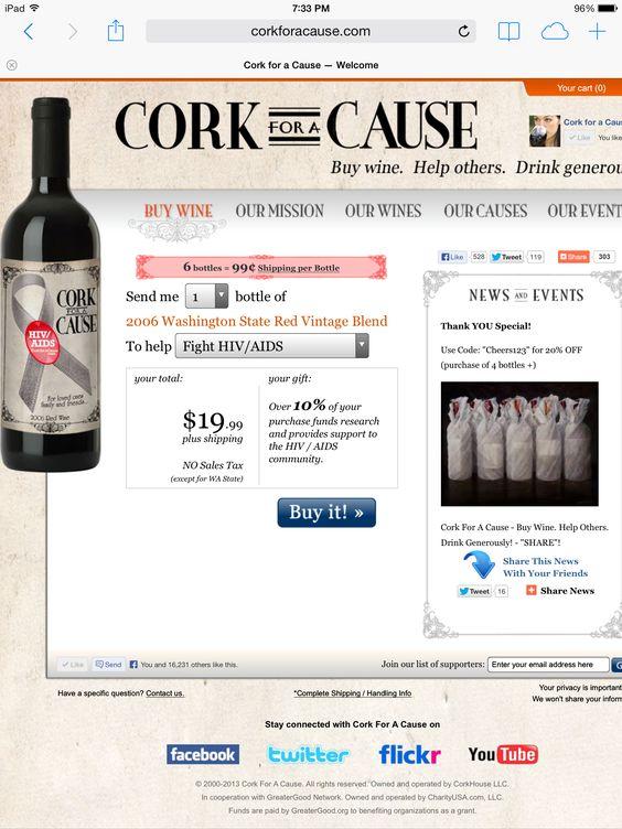 Www.corkforacause.com