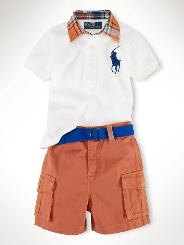 POLO OUTFIT $55