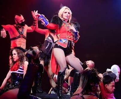 Britney Spears - Sexy Circus Ring Master Costume