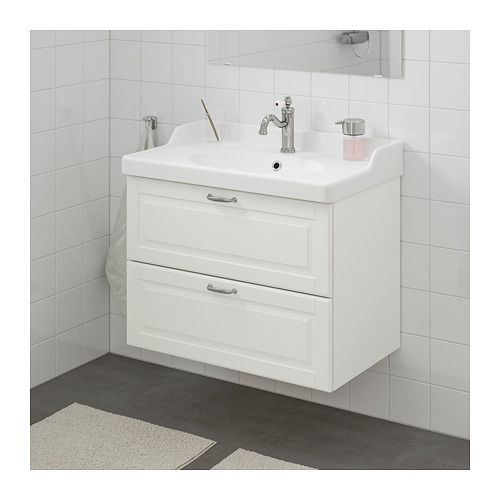 Us Furniture And Home Furnishings Ikea Godmorgon Small Bathroom Decor Small Bathroom