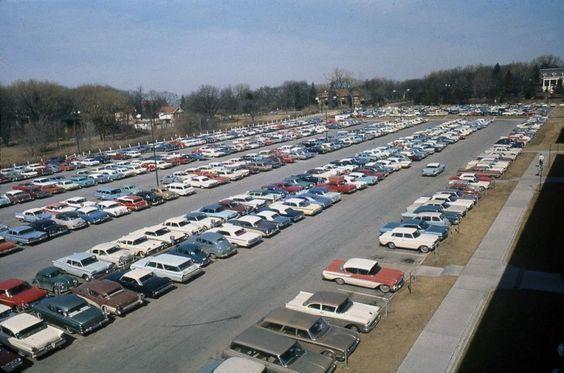 Omaha, Nebraska, 1960s.