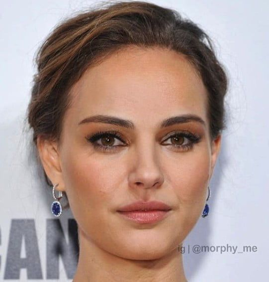 20 Incredibly Realistic Morphs Of Famous Faces Created By A Student Celebrity Faces Celebrities Famous Faces