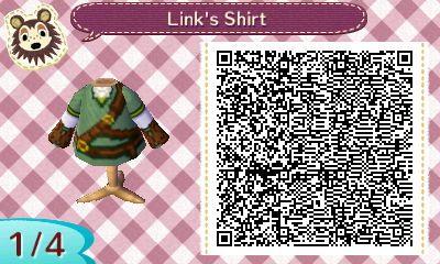 Link's clothes, Twilight Princess