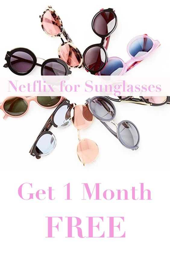 Shop Ditto offers you designer sunglasses worth $300 and up for a fraction of the price ($24/month) and you get to try and swap as many as you like. Wear a pair a day! And with a special discount code for Nat's Next Adventure readers, you can now try one month free!