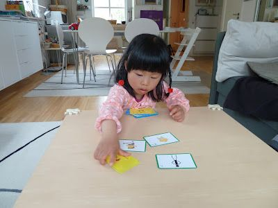 Teaching Chinese Character in a Fun Way