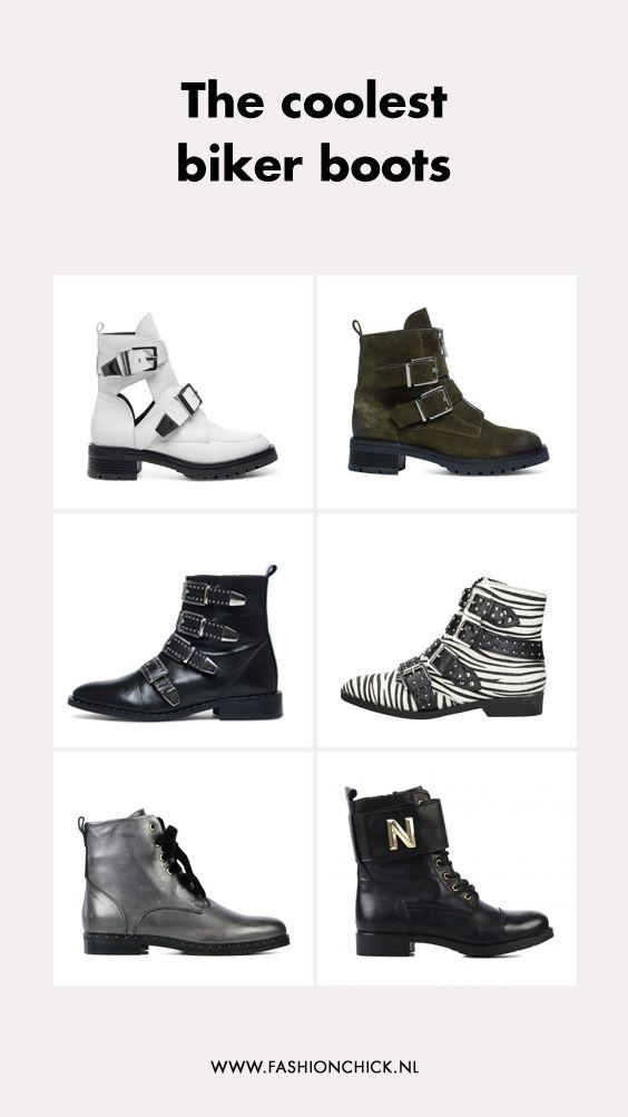 24 x de mooiste biker boots uit de shop | Fashionchick