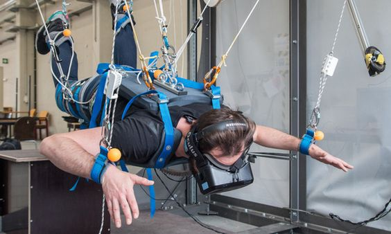 """Jumpcube"": Virtueller Fallschirmsprung über Wien « DiePresse.com"