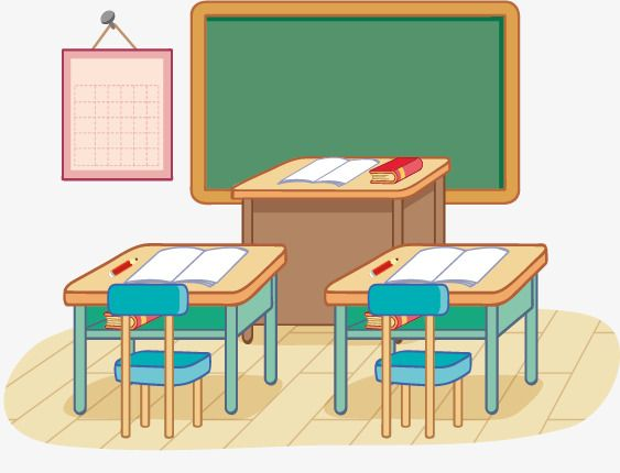 Our Classroom Classroom Clipart We Classroom Png And Vector With Transparent Background For Free Download โรงเร ยน ภาพวาด