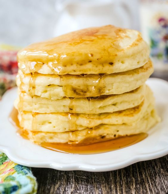 homemade pancake mix without baking powder
