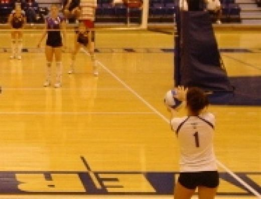 The volleyball serve is the only skill in volleyball where the player has complete control over proper execution.  1. With a tough serve, a player can for a point immediately (serving an ace).  2. With a tough serve, a player can force the opponent...