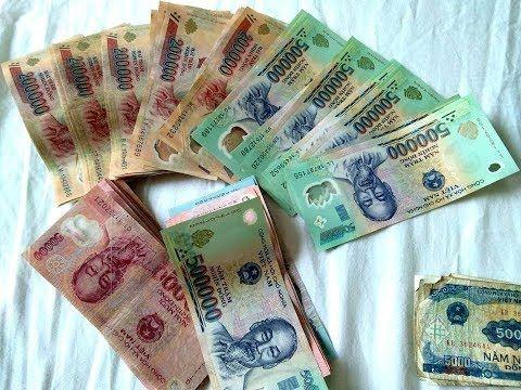 Vietnamese Currency Exchange Rates