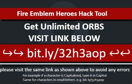 Fire Emblem Heroes Orbs Hack No Human Verification