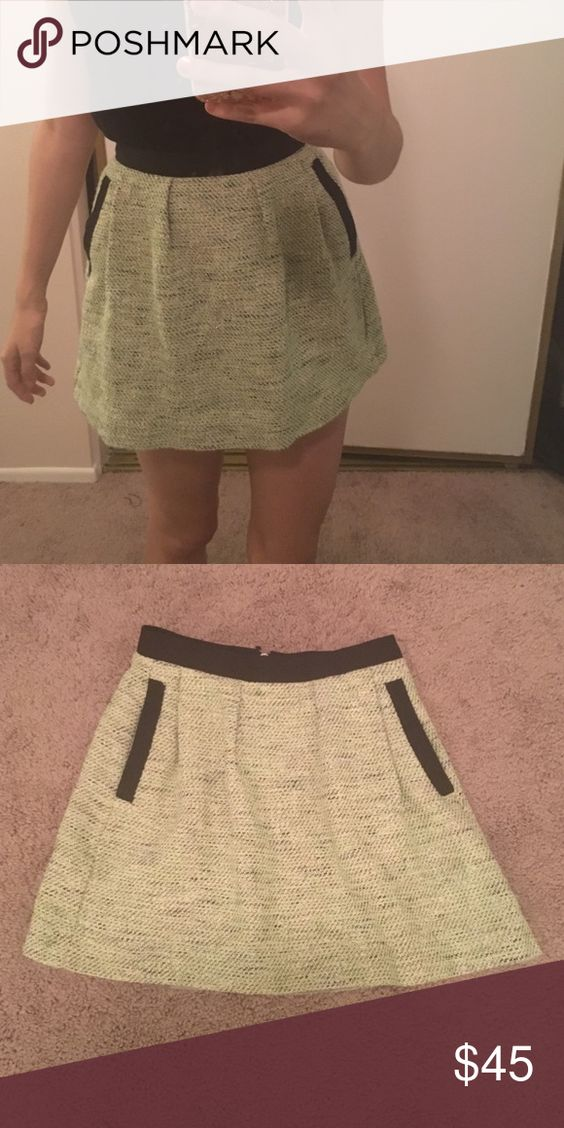Super cute French connection skirt Super cute miniskirt from French connection! Never worn! French Connection Skirts Mini
