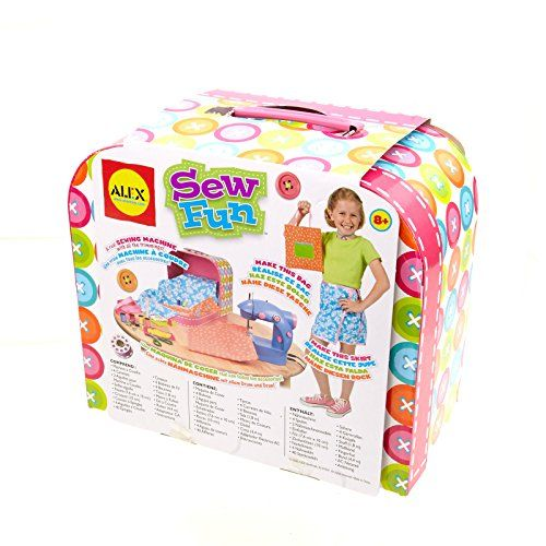 Alex Toys Sew Fun Sewing Kit Review
