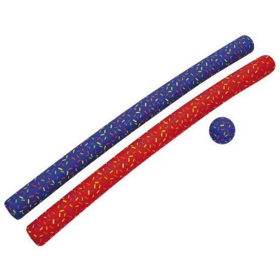 Antiagresivní tyče s míčkem