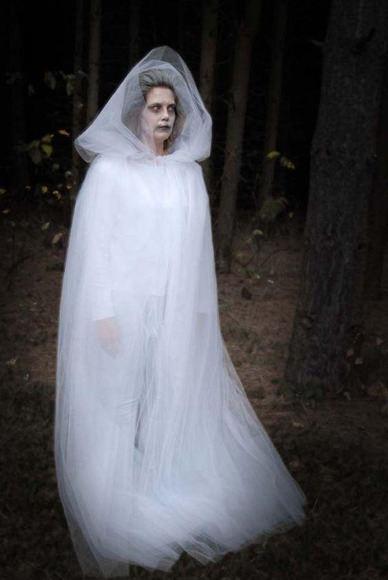 17 Best images about Хелуин on Pinterest Martha stewart, Homemade - halloween ghost costume ideas
