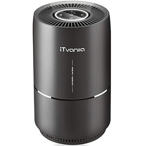 Itvanila Air Purifier 3 In 1 Cleaner Home Purifier With True Hepa Filter Quiet Air Purifier Home Air Purifier Purifier