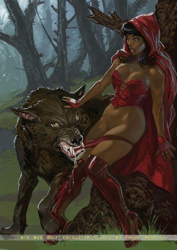 big bad wolf sextoon